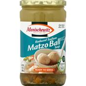 Manischewitz Matzo Ball Soup, Reduced Sodium
