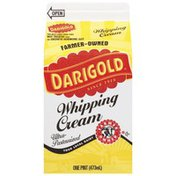 Darigold Ultra-Pasteurized Whipping Cream