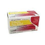 Signature Care Arthritis Pain Relief 650 Mg