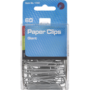 Ava Paper Clips, Giant
