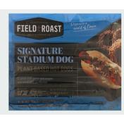 Field Roast Hot Dogs, Signature Stadium Dog, Plant-Based