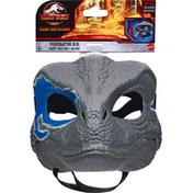 Jurassic World Mask, Velociraptor Blue, Camp Cretaceous, 4+