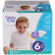 Top Care Tippy Toes Baby Soft Diapers