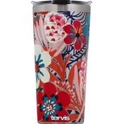 Tervis Tumbler, Stainless Steel, Bright Wild Blooms