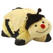 Pillow Pets Stuffed Animal, Plush Folding, Bumbly Bee
