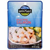 Wild Planet Salmon, Wild Pink