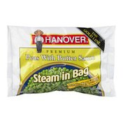 Hanover Steam in Bag Peas With Butter Sauce