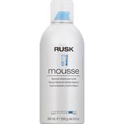 RUSK Mousse, Maximum Volume and Control 5