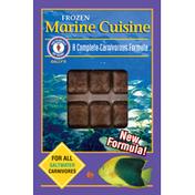 SF Bay Coffee Frozen Marine Cuisine for All Salt Watr Carnivores