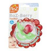 RaZbaby RaZ-Berry Teether - 1 CT