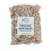 PCC Organic Date Pieces Rolled In Oat Flour