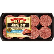 Jimmy Dean Premium All-Natural* Pork Sausage Patties, 8 Count