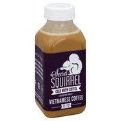 Secret Squirrel Coffee, Cold Brew, Premium Sweet, Vietnamese
