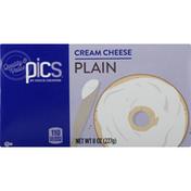 PICS Plain Cream Cheese
