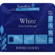 Signature Kitchens Bread, Enriched, White
