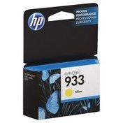 Hewlett Packard Ink Cartridge, OfficeJet, Yellow 933