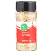 Food Club Chopped Onion