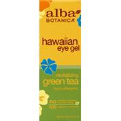 Alba Botanica Eye Gel, Revitalizing Green Tea