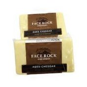 Face Rock Creamery Aged Cheddar Cheese
