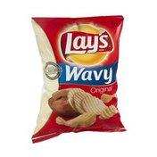 Lay's Wavy Original Potato Chips