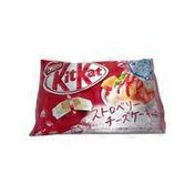 Kit Kat Summer Limited Edition Strawberry Cheesecake Chocolate