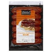Essential Everyday Bratwurst, Cheddar