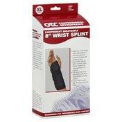 OTC Wrist Splint, 8 Inch, Left, XL