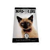 Mad Libs Meow Libs Book
