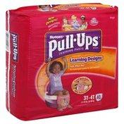 Pull-Ups Training Pants, Size 3T-4T (32-40 lb), Disney Princess, Mega