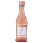 Barefoot Rose Wine 1 Single Serve Bottle