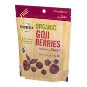 WOODSTOCK Organic Goji Berries