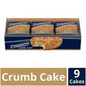 Entenmann's Crumb Cakes