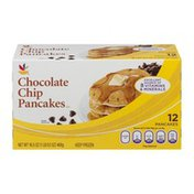 SB Pancakes Chocolate Chip - 12 CT