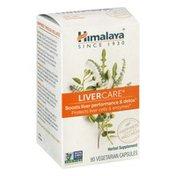 Himalaya Livercare, Vegetarian Capsules