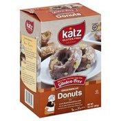 Katz Donuts, Gluten Free, Gingerbread