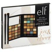 Elf Eyeshadow Set, Beauty Clutch, 48 Color