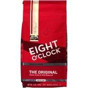 Eight O'Clock Coffee The Original Medium Whole Bean Coffee