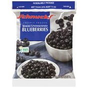 Schnucks Whole Unsweetened Blueberries
