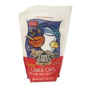 First Street 100% Natural Whole Grain Rolled Oats