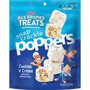 Kellogg's Rice Krispies Treats Crispy Marshmallow Squares, Cookies n' Crème