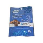 Sweet Nothings Milk Chocolate Almonds