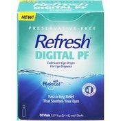 Refresh Digital PF Lubricant Eye Drops