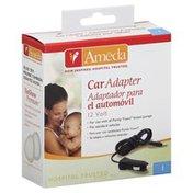 Ameda Breast Pump Car Adapter, 12 Volt