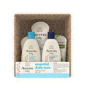 Aveeno® Essential Daily Care Baby & Mommy Giftset
