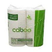Caboo Super-soft Bamboo Bath Tissue Double Roll