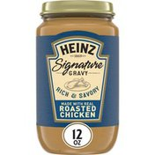 Heinz Rich & Savory Gravy with Real Roasted Chicken