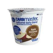 Kroger CarbMaster Apple Cinnamon Yogurt
