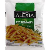 Alexia Fries, Crispy Rosemary