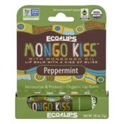 Eco Lips Mongo Kiss Lip Balm Peppermint