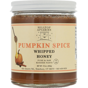 Hilltop Apiaries Honey, Pumpkin Spice, Whipped
